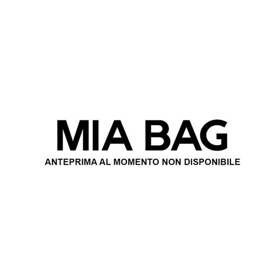 ROUCHES RAFFIA SHOPPING BAG